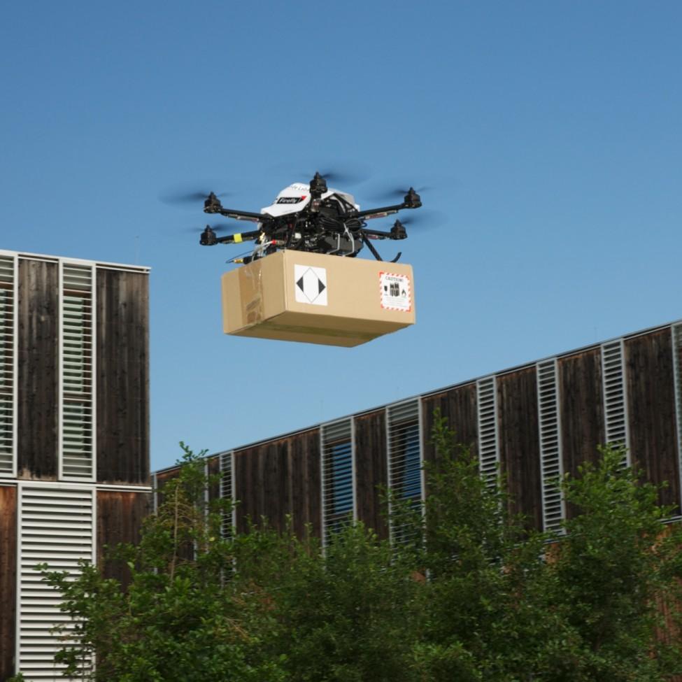 parcel drone