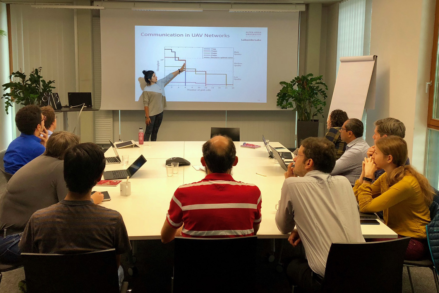 Mini workshop on networked systems – Lakeside Labs